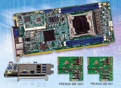 Hochperformante Slot CPU