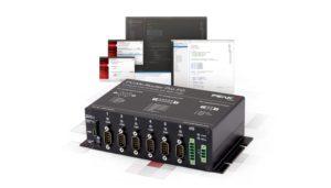 6-Kanal-Router und Datenlogger