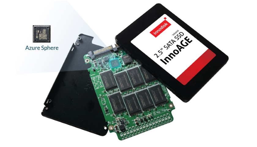 InnoAGE SSD mit Microsoft Azure Sphere