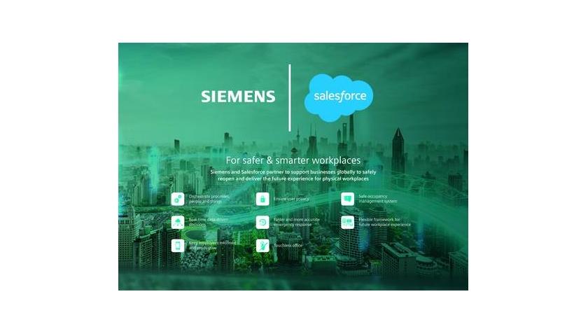 Siemens und Salesforce